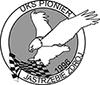 uks pionier jastrzębie - logo